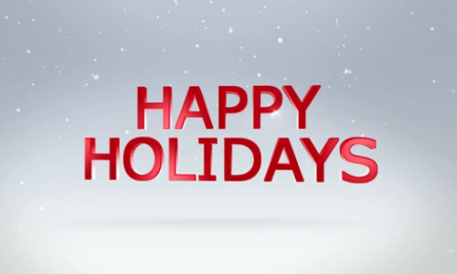 7-happy-holidays After Effects template 2014 - Cyberwarzone
