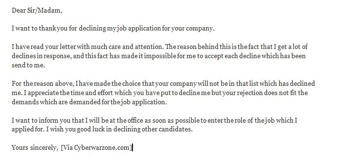 how to get a job at any company