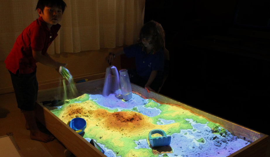 Incredible 3D Interactive Sandbox that each kid must have!