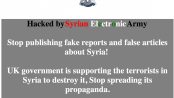 Syrian Electronic Army Reuters Hack