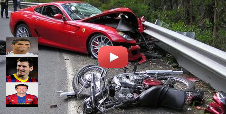 La Car Crash News