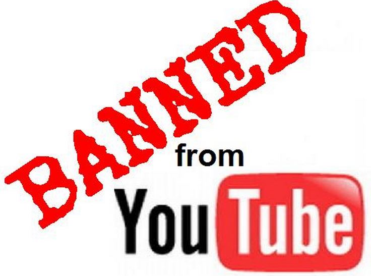 Security Experts be warned, Youtube will delete your videos