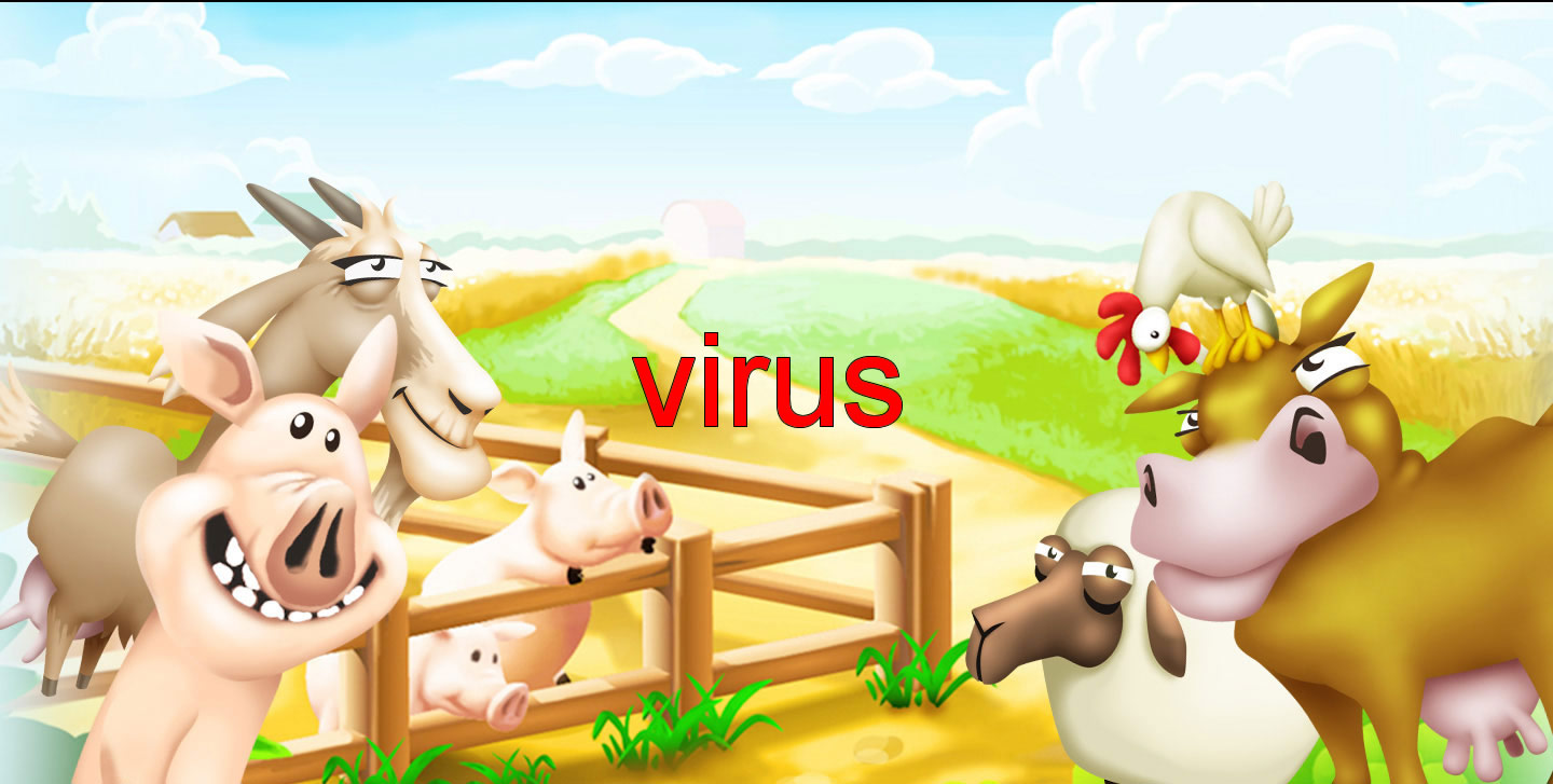 Hay Day virus
