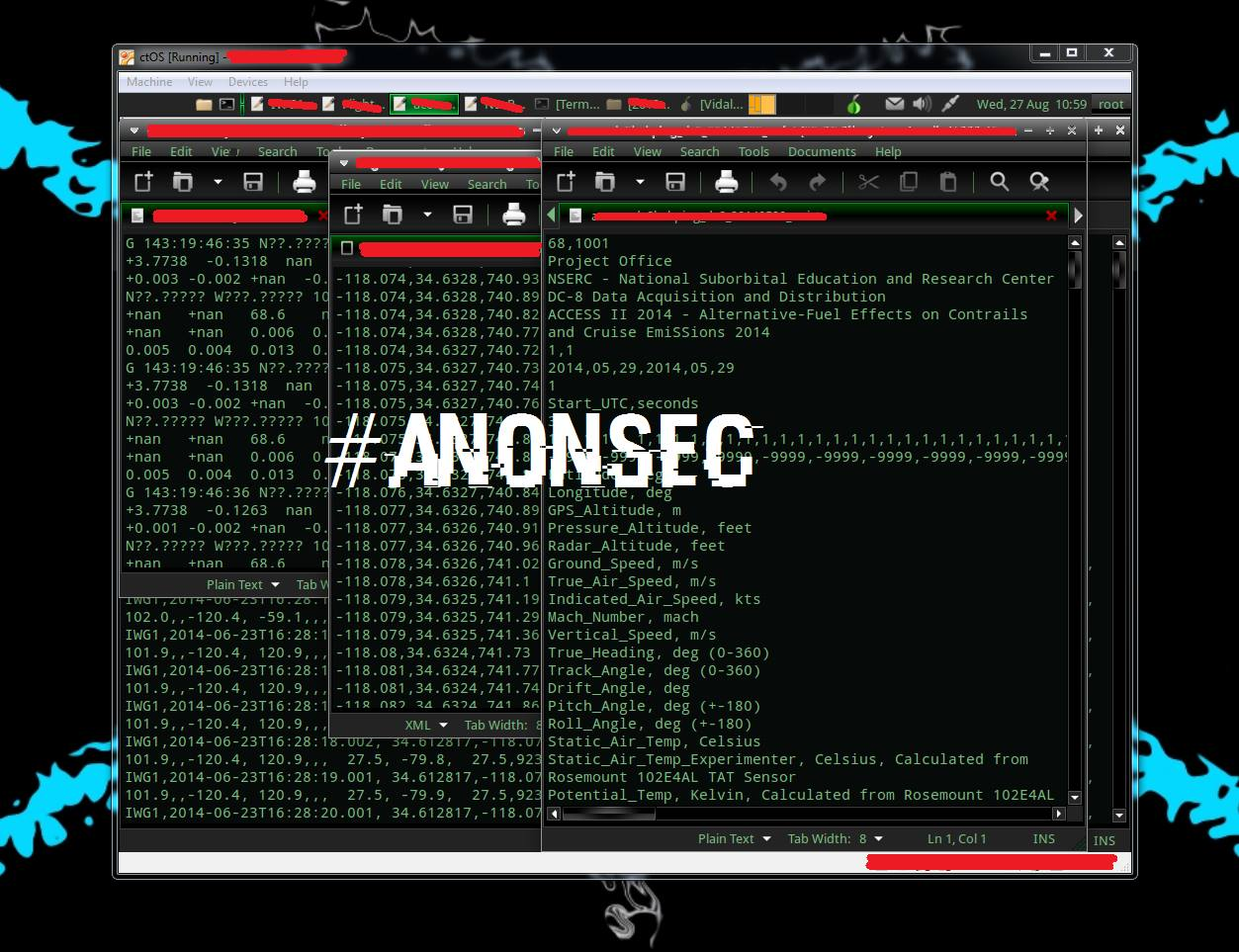 Anonsec Hackers Claim To Have Hacked Nasa Drones