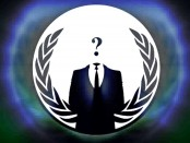 anonymous message world leaders