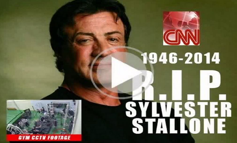 Sylvester Stallone died from a heart attack after going to ...
