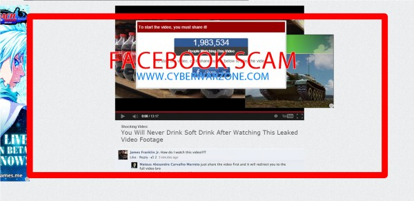 You Will Never Drink Soft Drink After Watching This Leaked Video Footage 2