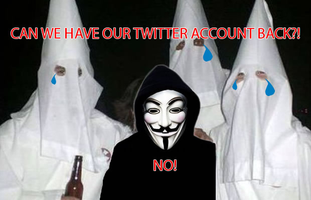 Anonymous Is Going To War With The KKK Over Ferguson Protests
