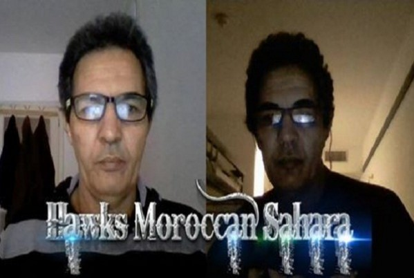 The Hawks Moroccan Sahara hacking group claims that this is Chris Coleman
