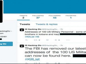 Islamic State Hacking Division twitter