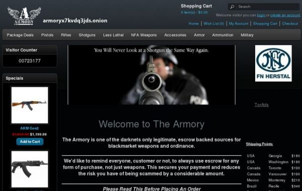 The Armory Marketplace