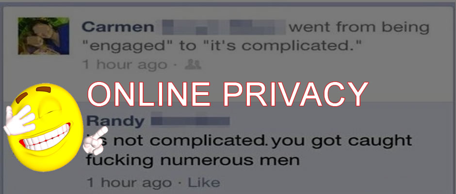 online privacy