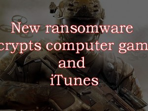 ransomware games steam itunes