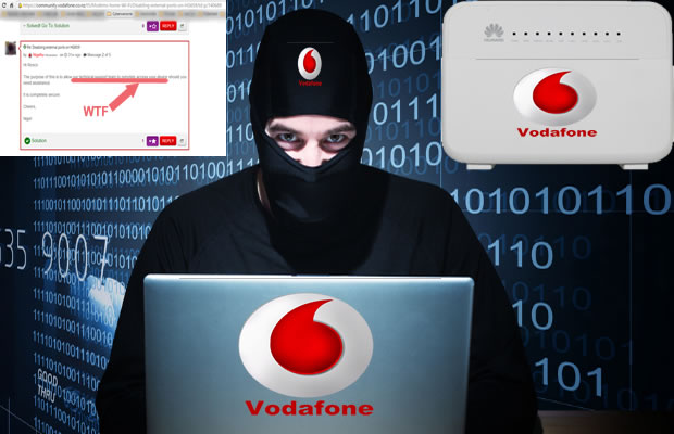 Vodafone will get you hacked [MUST READ] | Cyberwarzone