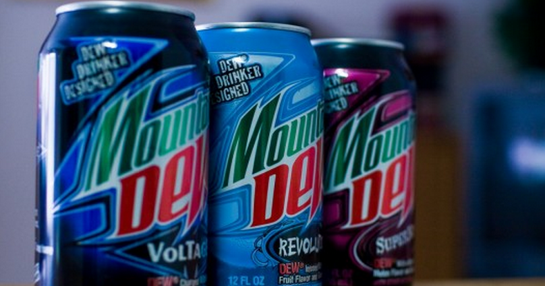 mountain due case Mountain dew case study summary mountain dew is a carbonated soft drink (csd) brand produced and owned by pepsico the drink is yellowgreen, citrus-flavored, and high caffeinated.