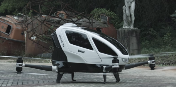 human carrying drone 3