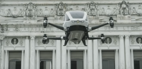 human carrying drone 5