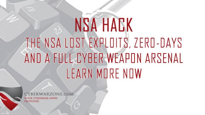 NSA hack: The moment NSA lost cyber weapons, zero-days and a whole cyberwar arsenal