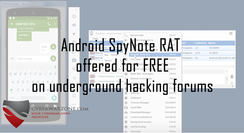 download spynote latest version
